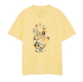 Pepe Jeans Ανδρική κοντομάνικη μπλούζα